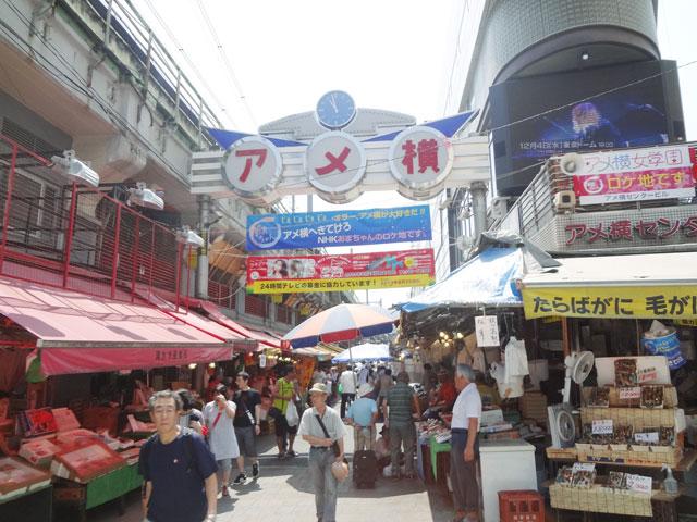 上野駅のエリア情報3