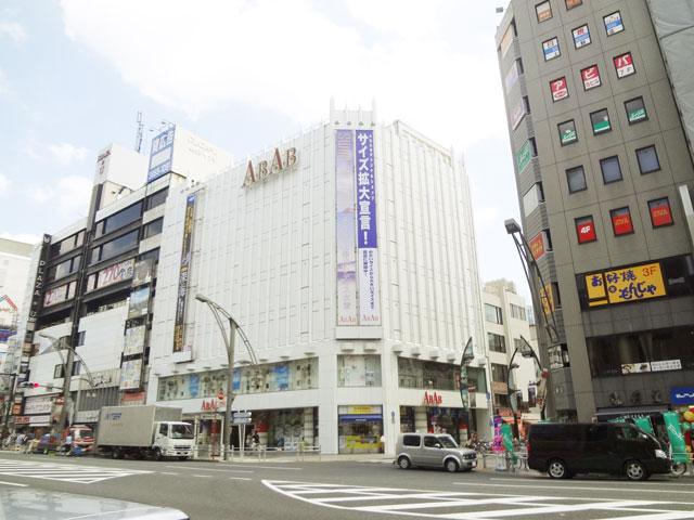 御徒町駅のエリア情報2