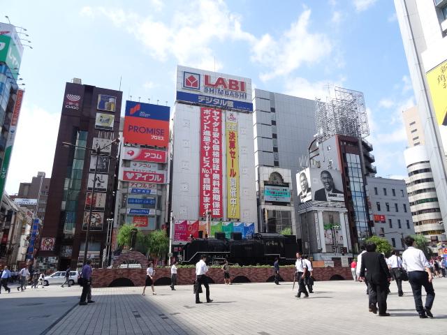 新橋駅のエリア情報5
