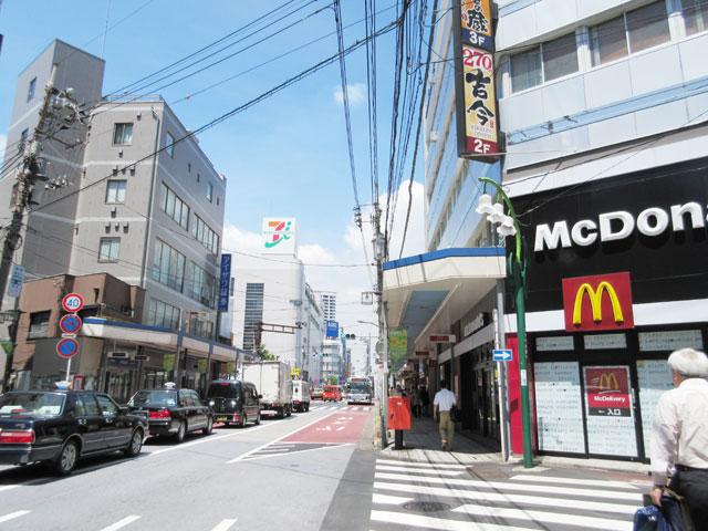 大井町駅のエリア情報7