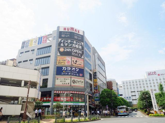 大森駅のエリア情報2