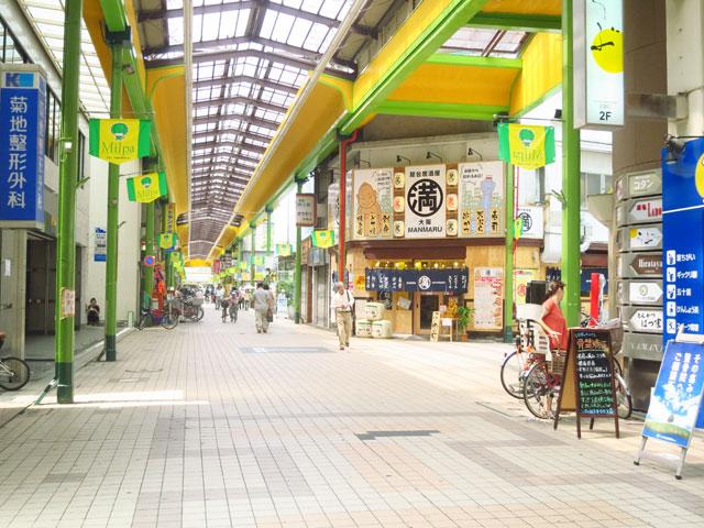 大森駅のエリア情報7