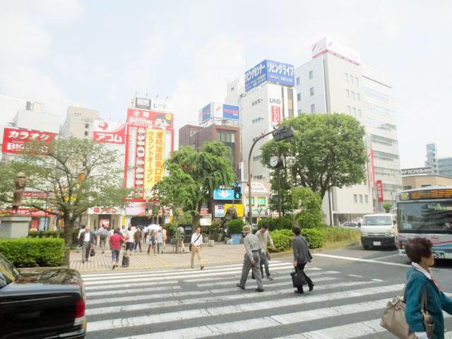 蒲田駅のエリア情報10