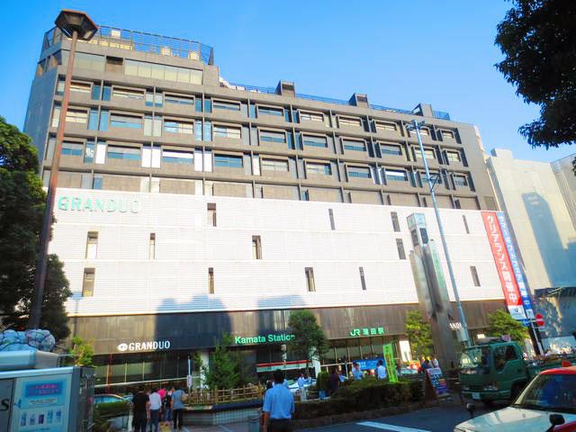 蒲田駅のエリア情報2