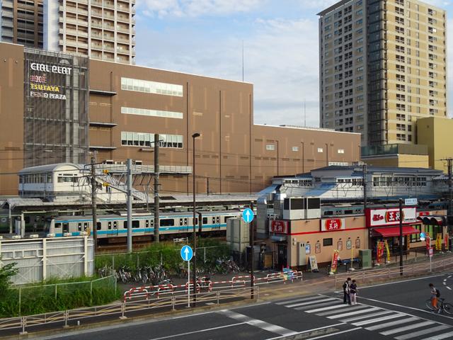 東神奈川駅のエリア情報1