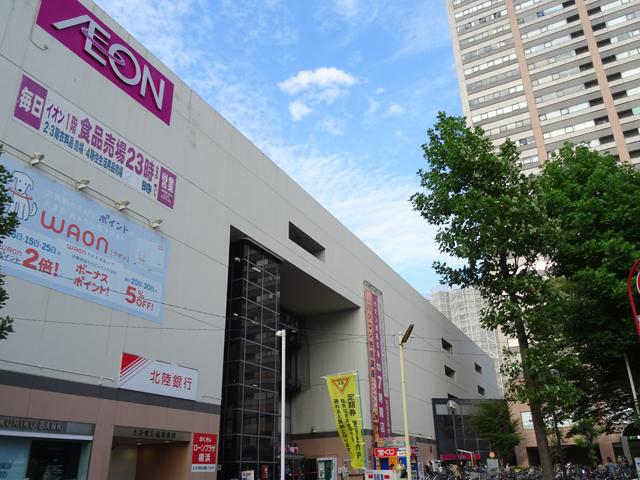 東神奈川駅のエリア情報4