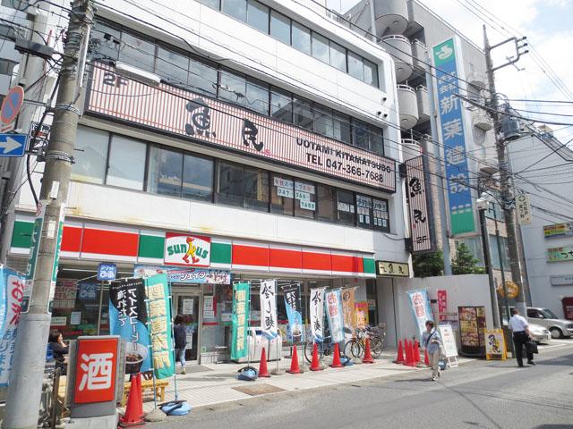 北松戸駅のエリア情報12