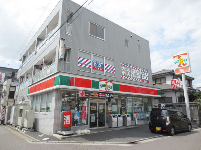 北松戸駅のエリア情報9