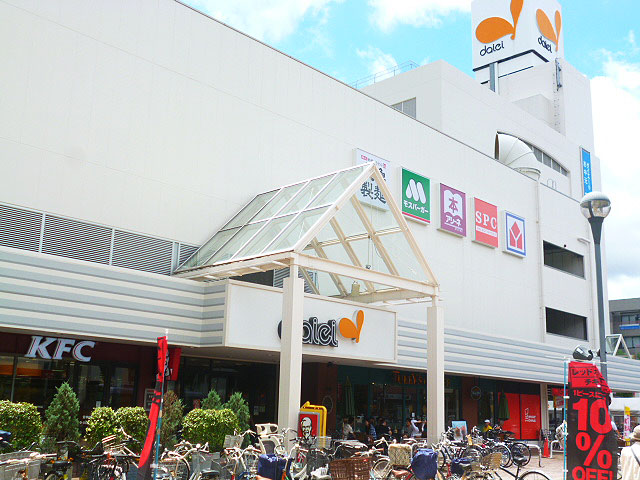新松戸駅のエリア情報3