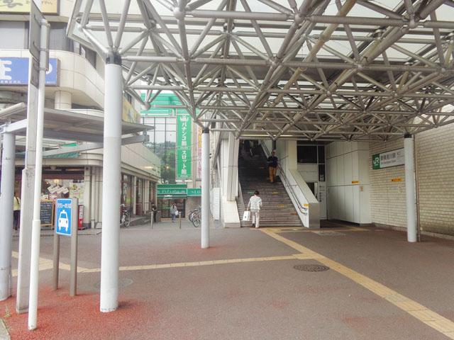 新検見川駅のエリア情報1