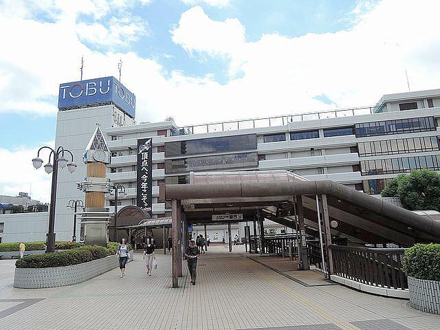 船橋駅のエリア情報4
