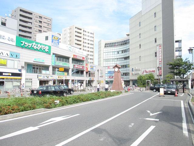 下総中山駅のエリア情報2