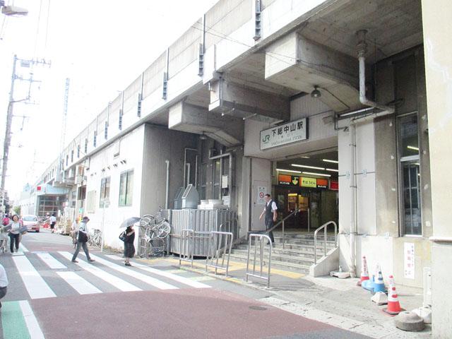 下総中山駅のエリア情報3