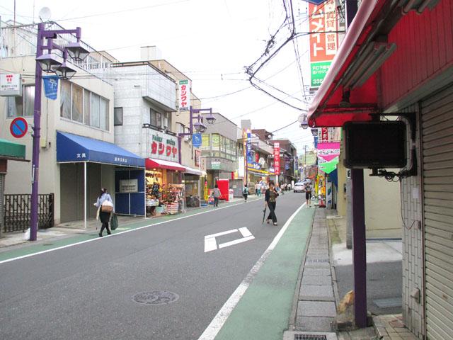 下総中山駅のエリア情報5