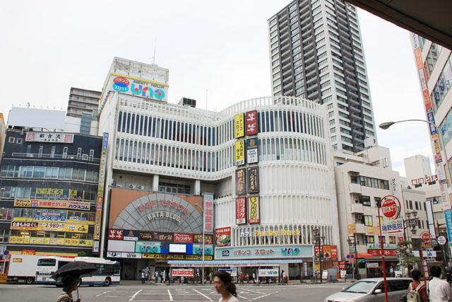本八幡駅のエリア情報2