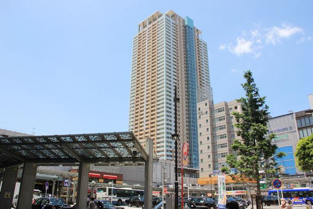 市川駅のエリア情報2