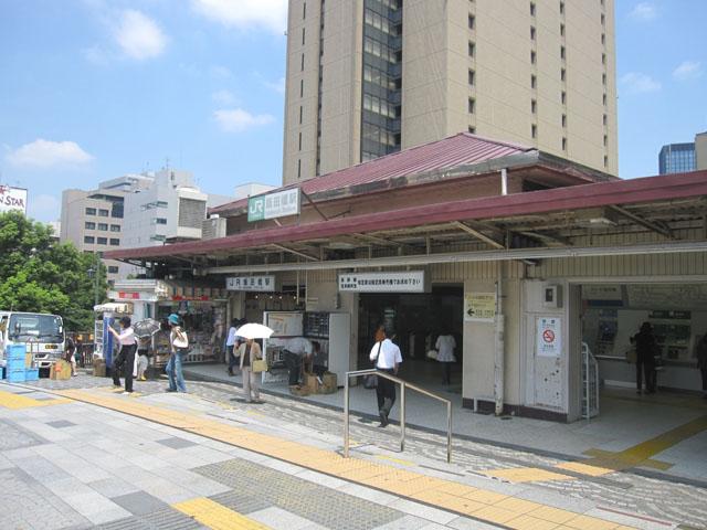 飯田橋駅のエリア情報1