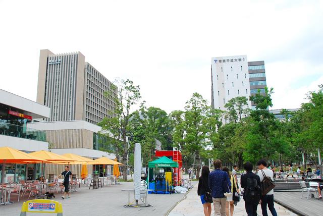 中野駅のエリア情報9