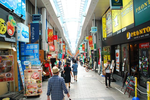 高円寺駅のエリア情報4