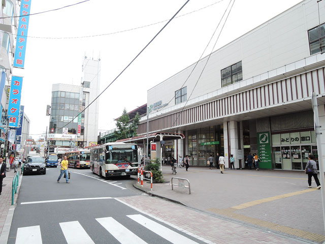 西荻窪駅のエリア情報6