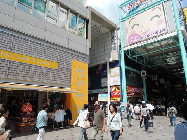 吉祥寺駅のエリア情報2