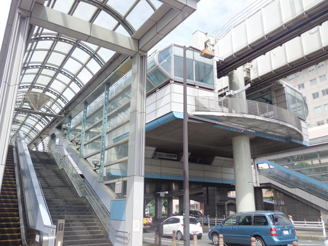 市役所前駅のエリア情報1
