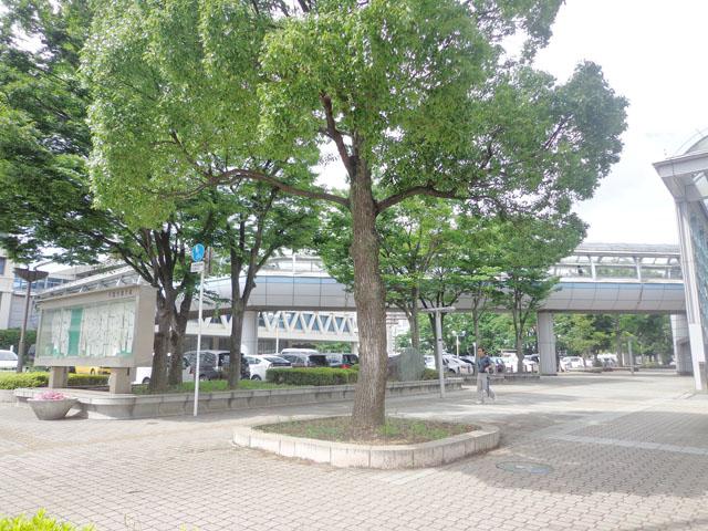市役所前駅のエリア情報2