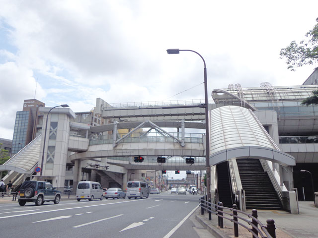 県庁前駅のエリア情報1