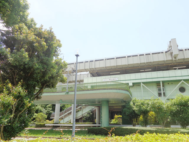 動物公園駅のエリア情報2