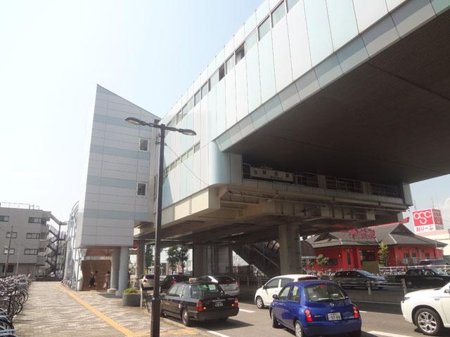 桜木駅のエリア情報1