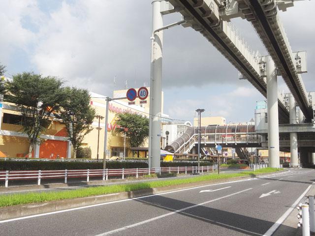 千城台駅のエリア情報2