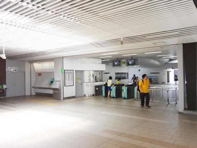 鉄道博物館(大成)駅のエリア情報2