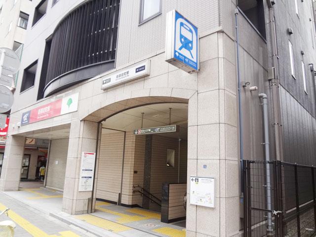 新御徒町駅のエリア情報1