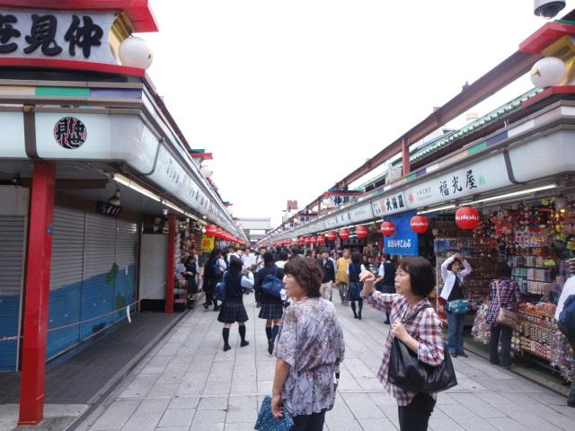 浅草駅のエリア情報3