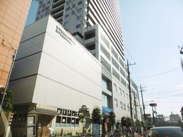 南千住駅のエリア情報10