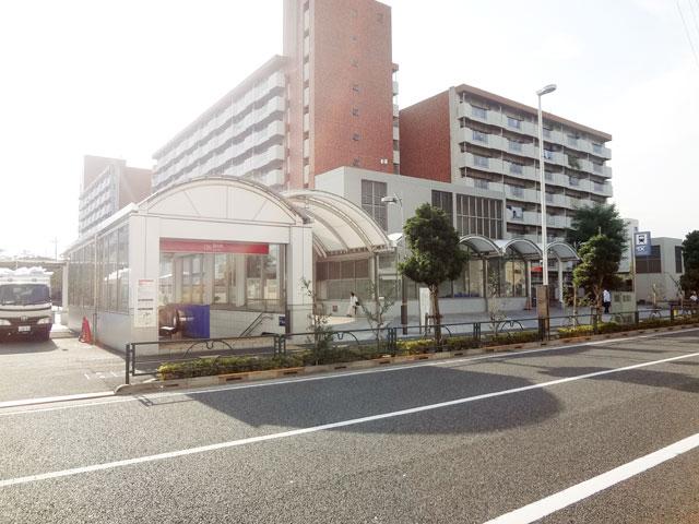 青井駅のエリア情報1
