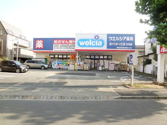 青井駅のエリア情報2