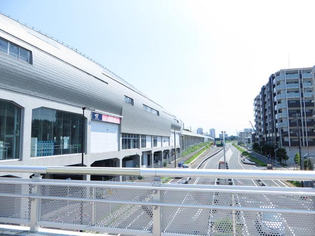 柏たなか駅のエリア情報2