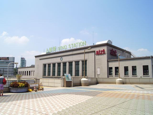 京成上野駅のエリア情報2
