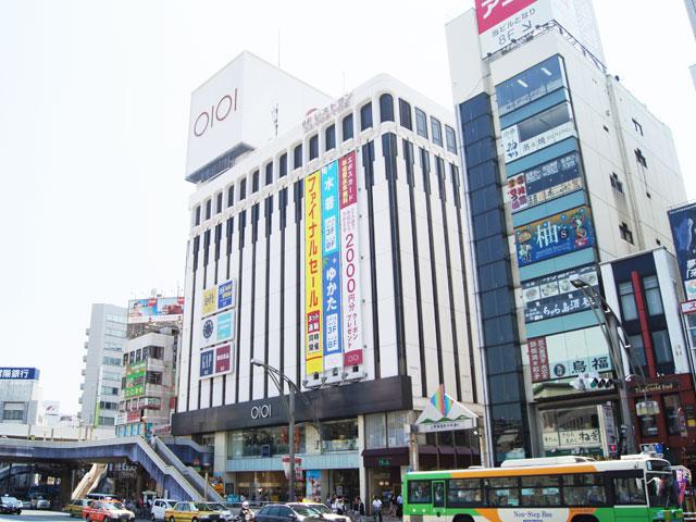 京成上野駅のエリア情報8