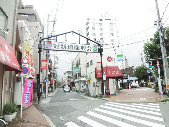 新三河島駅のエリア情報4