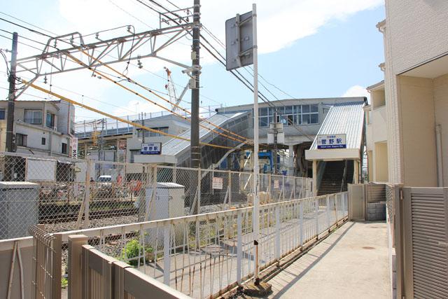 菅野駅のエリア情報1