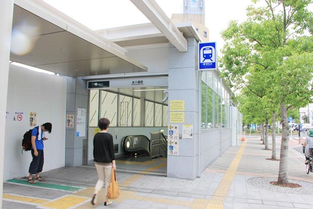 京成八幡駅のエリア情報3