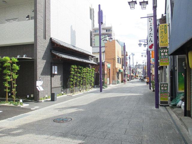 京成中山駅のエリア情報3