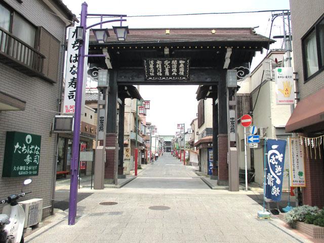 京成中山駅のエリア情報5