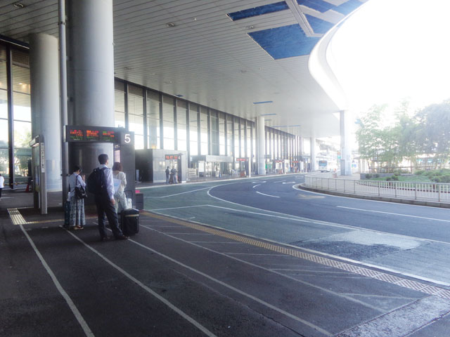 成田空港駅のエリア情報8