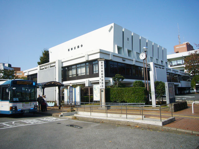 京成立石駅のエリア情報6