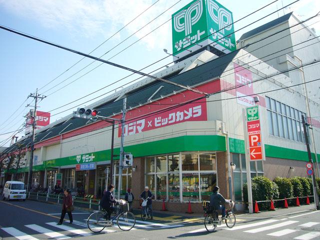 京成立石駅のエリア情報8