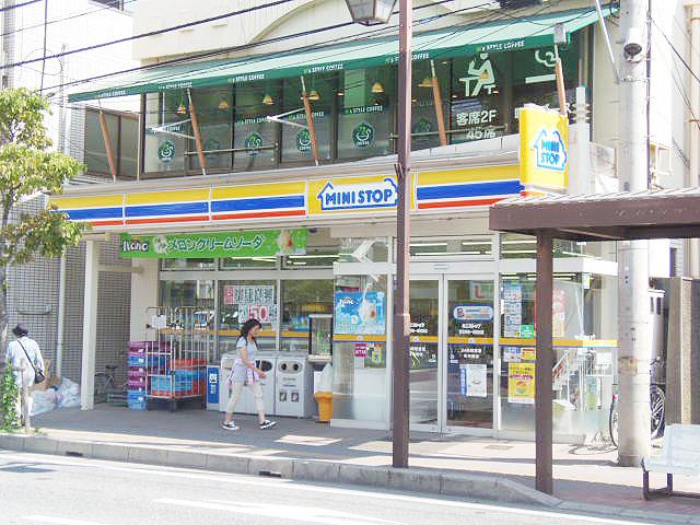 京成津田沼駅のエリア情報5