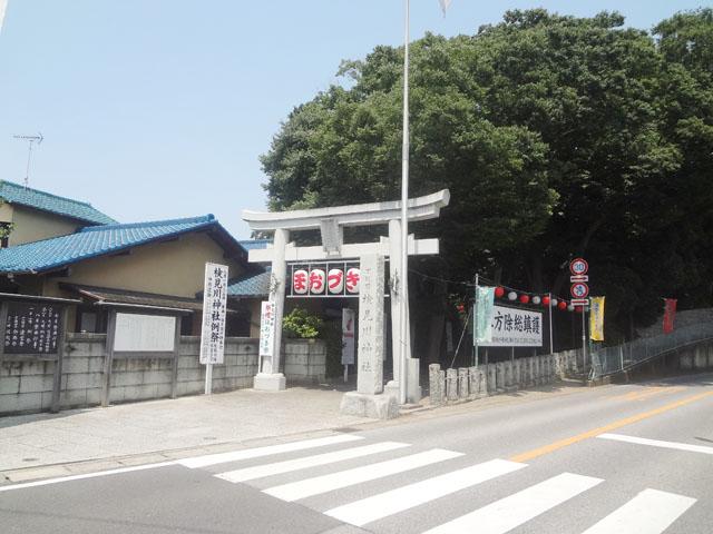 検見川駅のエリア情報4